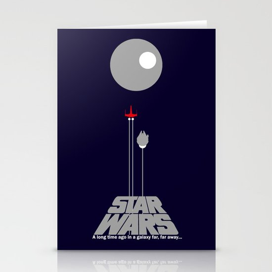 A New Hope II Stationery Cards