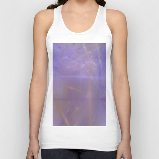 Clear Up Unisex Tank Top