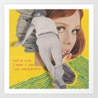 bon iver Art Prints featuring Bon Iver by Josh LaFayette