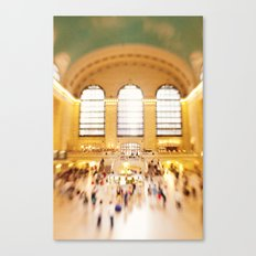 Grand Central Station NYC Canvas Print
