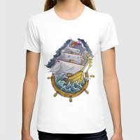 sailor T-shirts featuring Sailor by Jeef