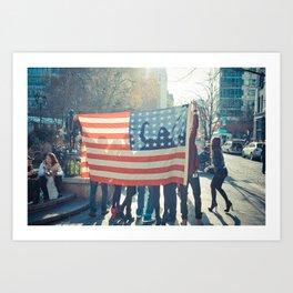 Young America Art Print
