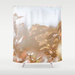 autumn on plantation Shower Curtain