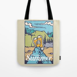 Enjoy the View Tote Bag