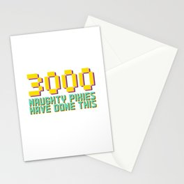 3000 Naughty Pixies Stationery Cards