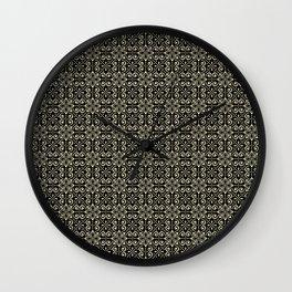 Maroccan night 2 Wall Clock