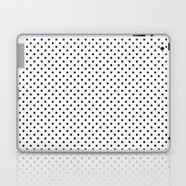Handdrawn black dots Laptop & iPad Skin