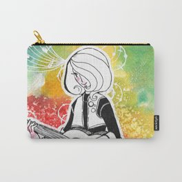 Coloured Music Carry-All Pouch