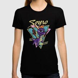 Spyro The Dragon unleash Retro T-shirt