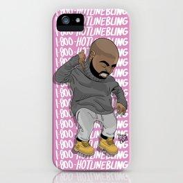 1-800-HOTLINE BLING iPhone Case
