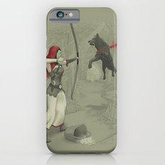 Little Red Robin Hood iPhone 6s Slim Case