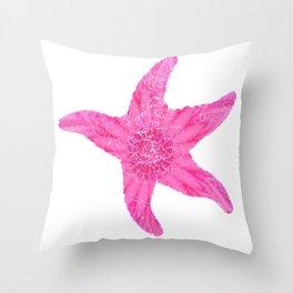 HAWAIIAN STARFISH Throw Pillow