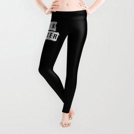 F@#K Cancer (inverse) Leggings