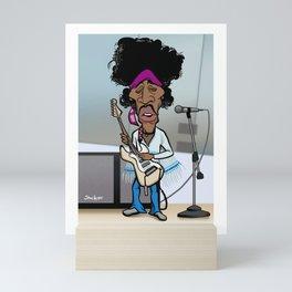Star Spangled Banner Mini Art Print