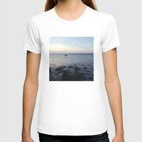 edinburgh T-shirts featuring Kayaker Leith Edinburgh by RMK Creative