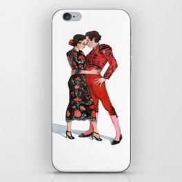 Carmencita iPhone Skin