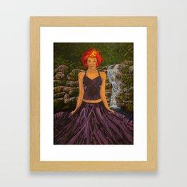 Guarding Generation 7 Framed Art Print
