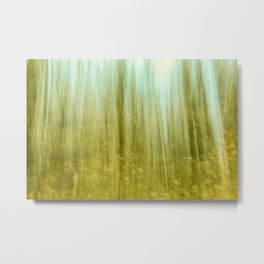 Ghostly forest #2 Metal Print