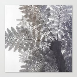 intricate tree Canvas Print