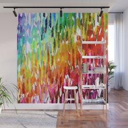 Designer Stripes Wall Mural