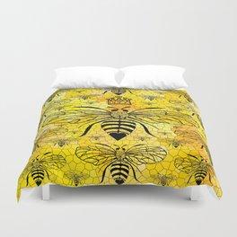 Queen Bee... Duvet Cover