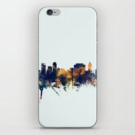 Tulsa Oklahoma Skyline iPhone Skin