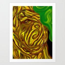 Arbol 012 Art Print