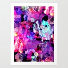 Uva B Art Print