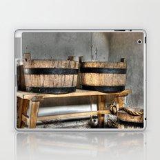 Three Buckets Laptop & iPad Skin