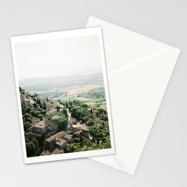 Gordes, Luberon - View Stationery Cards