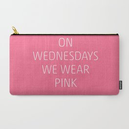 Mean Girls #8 – Pink Carry-All Pouch