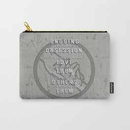 Abnegation Manifesto Carry-All Pouch