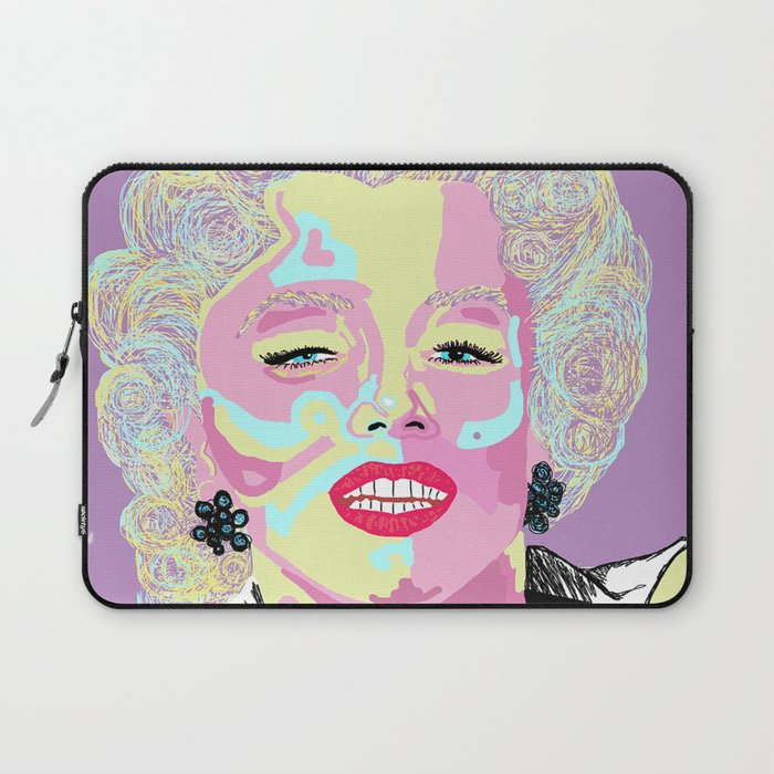 Marilyn M Laptop Sleeve