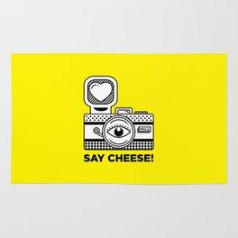 Say Cheese! Rug