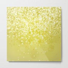 Glitteresques IV:X Metal Print