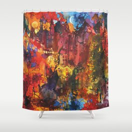 Fairyland II Shower Curtain