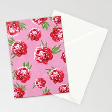 Peony Love Stationery Cards