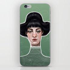vert iPhone & iPod Skin