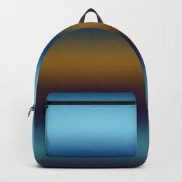 Dark Cerulean Russet Backpack
