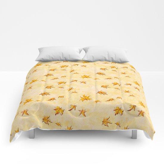 Leaves pattern Comforters