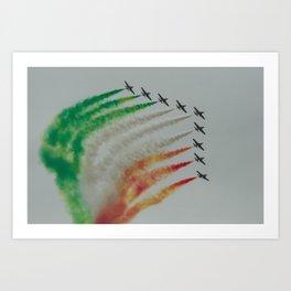 Italian Air Magic Art Print