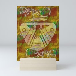 Samba Mini Art Print
