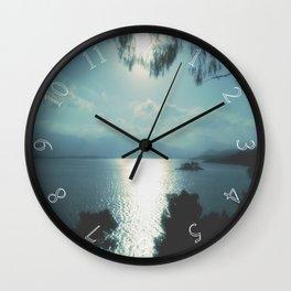 Beautiful Sunset Wall Clock