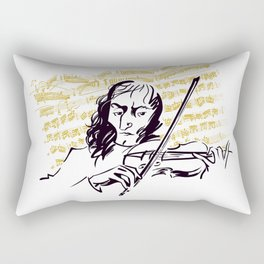 Paganini (3) Rectangular Pillow