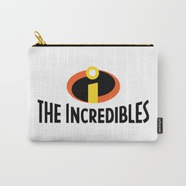The Incredible Logo Carry-All Pouch