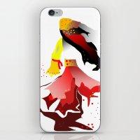 gypsy iPhone & iPod Skins featuring Gypsy by sladja