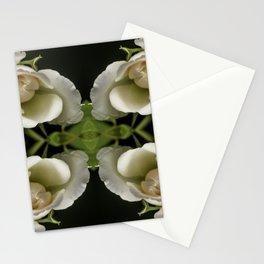 Kaleidoscope Peach Stationery Cards