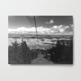 steilflug Metal Print