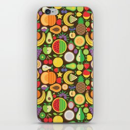 Fruit Patten iPhone Skin