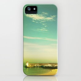 Flying Solo iPhone Case